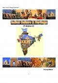 Indian Culture & Heritage Volume - 2