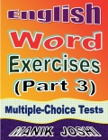 English Word Exercises (Part 3): Multiple-choice Tests