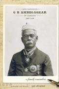 Rao Bahadur G B Ambegaokar of Baroda, 1865-1934