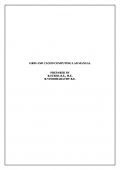 GRID AND CLOUD COMPUTING LAB (eBook)