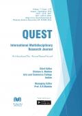 Quest International Research Journal [ Aug - Sept, 2016]