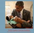 Babies Visit U.S. President Obama