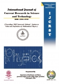 IJCRST Special Issue