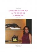 Confessions of a Personal Shopper (eBook)