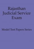 Rajasthan Judicial Service Exam