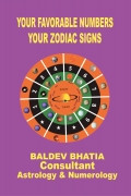 YOUR FAVOURABLE NUMBERS-  YOUR ZODIAC SIGNS