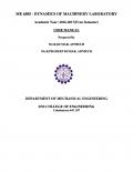 LAB MANUAL  (eBook)