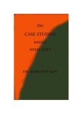 Do Case Studies have a Shelf Life? (eBook)
