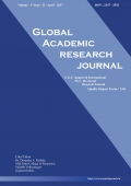 Global Academic Research Journal : April - 2017