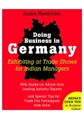 Doing Business in Germany : Exhibiting at Trade Shows for Indian Managers (eBook)
