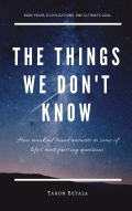 The Things We Don't Know (Hard Cover)