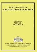Laboratory manual Heat and mass transfer