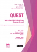 Quest International Multidisciplinary Research Journal : May - 2017