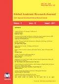 Global Academic Research Journal : August - 2017