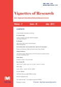 Vignettes of Research (July - 2017)
