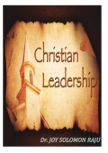 CONCEPT OF CHRISTIAN LEADERSHIP IN THE CHURCH