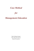 Case Method for Management Education
