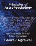 Principles of AstroPsychology