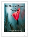 Life Changing Quotes & Thoughts (Volume 8)