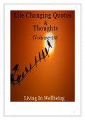 Life Changing Quotes & Thoughts (Volume 20) (eBook)