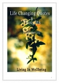 Life Changing Quotes & Thoughts (Volume 33) (eBook)