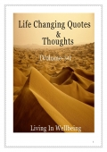 Life Changing Quotes & Thoughts (Volume 34) (eBook)