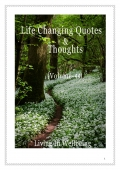 Life Changing Quotes & Thoughts (Volume 44) (eBook)