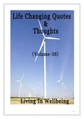 Life Changing Quotes & Thoughts (Volume 56)