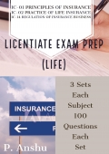 Licentiate (III) Exam Prep Workbook (Life)