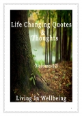 Life Changing Quotes & Thoughts (Volume 92)