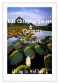 Life Changing Quotes & Thoughts (Volume 93)