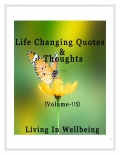 Life Changing Quotes & Thoughts (Volume 115)