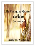 Life Changing Quotes & Thoughts (Volume 119)