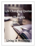 Life Changing Quotes & Thoughts (Volume 133) (eBook)