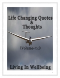 Life Changing Quotes & Thoughts (Volume 153) (eBook)