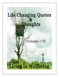 Life Changing Quotes & Thoughts (Volume 176) (eBook)