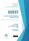 Quest International Research Journal : December - 2017