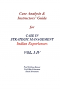 Case Analysis and Instructors' Guide for Case Book on Strategic Management