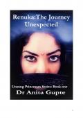 Renuka: The Journey Unexpected