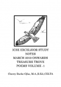 ICSE EXCELSIOR STUDY NOTES                                                                MARCH 2019 ONWARDS                                                                  ICSE EXCELSIOR STUDY NOTES                                                  (eBook)