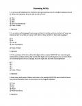 10 Mock Test
