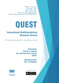 Quest International Research Journal  (February - 2018)