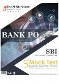 5 Mock Test Vol - 2