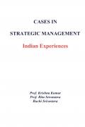 Cases in Strategic Management Vol 1-IV