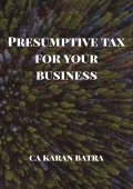 Presumptive Tax for Business and Professionals (Explained with Illustrations and Charts)