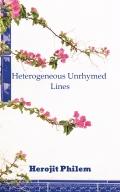 Heterogeneous Unrhymed Lines