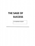 The Sage Of Success  (eBook)