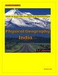 Geography of India-Notes with 15 Practice MCQ Set