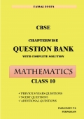 CLASS 10 CBSE MATHEMATICS QUESTION BANK