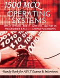 Hands on Operating Systems 1500 MCQ (eBook)